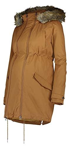 Noppies Damen Jacket 2-Way Malin Umstandsjacke, Braun (Bone Brown P286), XS