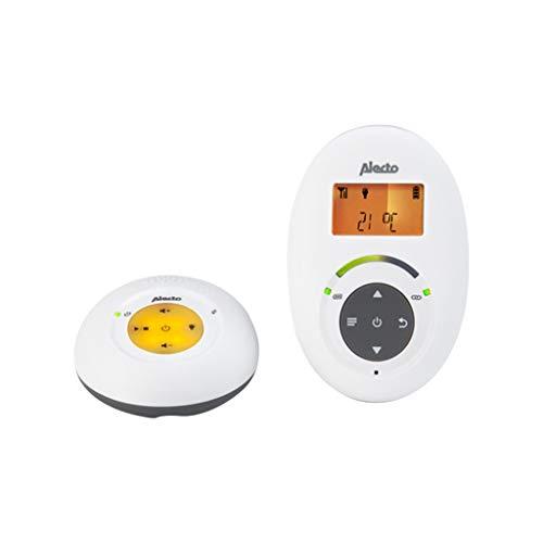 Alecto AL-DBX125 Interfono mit Thermometer Full Eco Dect