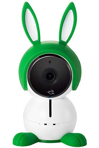 Arlo Baby Smart Babyphone, WLAN-Babykamera 1080p HD mit 2-Wege-Audio, Nachtsicht, Luftsensoren,...