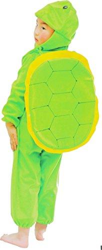 Fun Play Schildkrötenkostüm für Kinder - Kostüm Tier Schlafanzug für Jungen und Mädchen - Kinder...