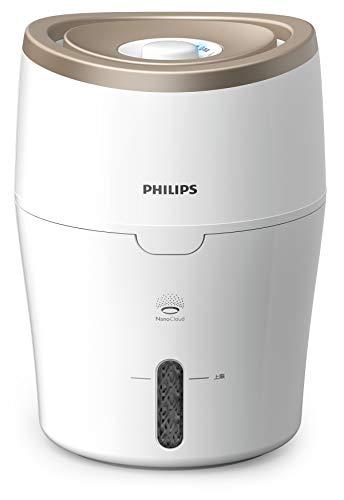 Philips HU4811/10 Luftbefeuchter (bis zu 38m², hygienische NanoCloud-Technologie, für Kinder und Babies)...