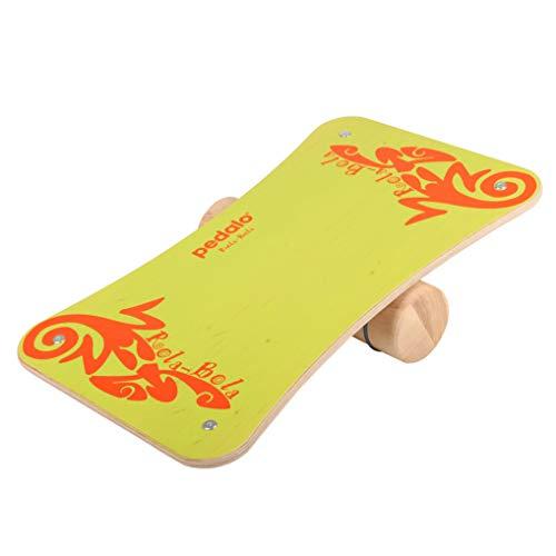 pedalo Rola-Bola Fun I Gleichgewichtstrainer I Balanceboard I Koordination I Balancierbrett I Fun-Sport I...