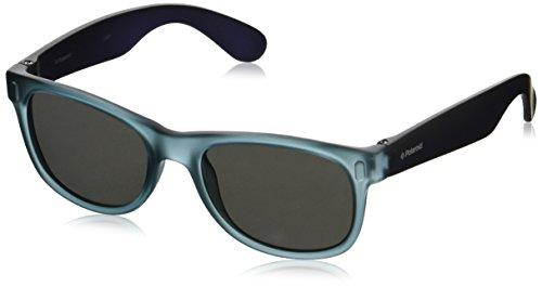 Polaroid - P0115 - Sonnenbrille Kinder Rechteckig - Leichtes Material - Polarisiert 100% UV400 schutz -...