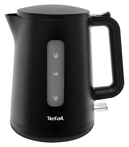Tefal KO2008 Wasserkocher Principio Select | 2400 Watt | 1,7L Wassertank | Automatischer Ein-/Ausschalter |...
