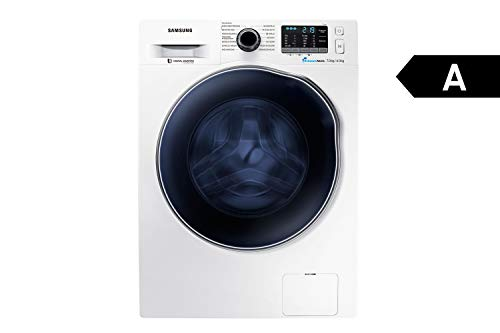 Samsung WD5000 WD72J5A00AW/EG Waschtrockner/a/15400 kWh/Jahr/1400 UpM/7 kg/8400 L/jahr/SchaumAktiv/AirWash