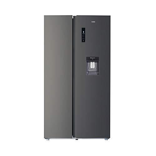 CHIQ FSS559NEI42D Side By Side Kühlschrank mit Inverter und No Frost Technologie 559L | Side-by-Side Kühl-...