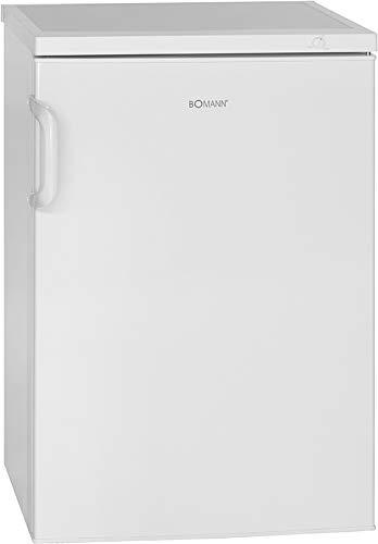 Bomann GS 2196.1 Gefrierschrank / 84.5 cm / 131 kWh/Jahr / 85 L Gefrierteil / Türanschlag wechselbar / weiß
