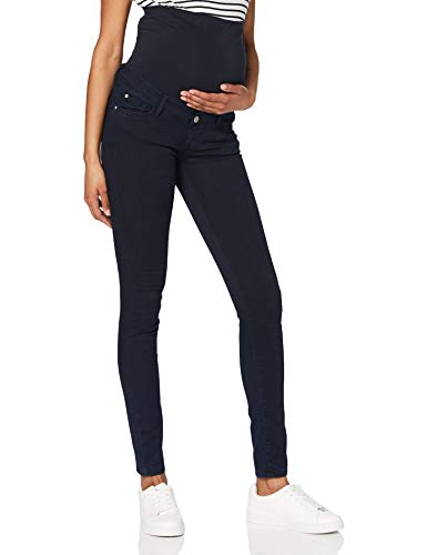 Noppies Damen OTB Skinny Avi Midnight Blue Jeans, Blue-P306, 32/32