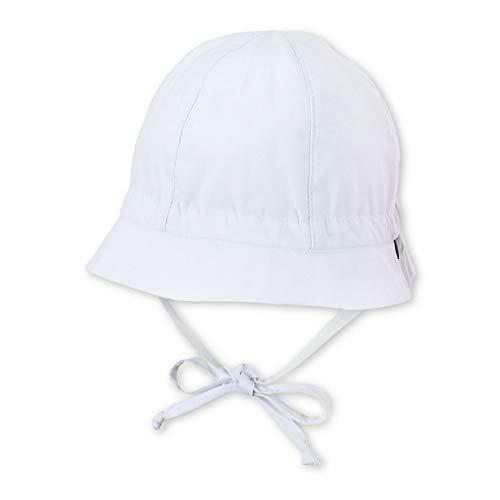 Sterntaler Unisex Baby Hut Mütze, Weiß (Weiss 500), 41