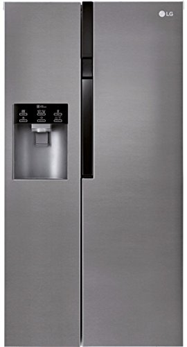 LG Electronics GSL 361 ICEZ Side by Side / A++ / 179 cm / 375 kWh/Jahr / 394 Litre / 197 Gefrierteil /...
