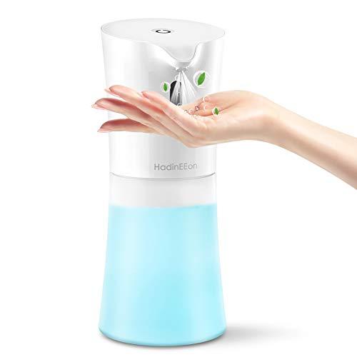 HadinEEon 500 ml Automatischer Desinfektionsspender, No Touch Desinfektionsmittel Spender Sensor für Hände...