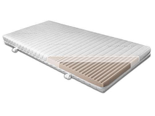 BMM Kindermatratze UpMat für Hoch-Betten, für Kinder und Jugendliche, KSCell®-Schaum, 90x200 cm
