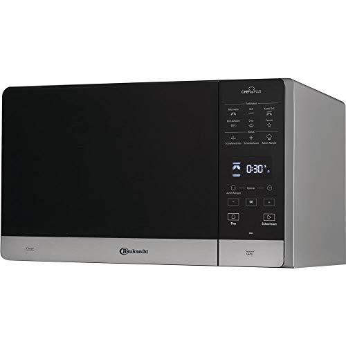 Bauknecht Chef Plus MW 45 SL Kombination Grill und Mikrowelle / 900 W /25 L Garraum / Quartz Grill 800 W /...