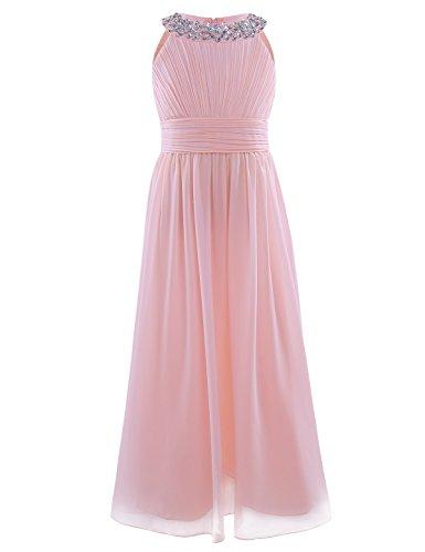CHICTRY Mädchen Kleider Prinzessin Kleid Hochzeit festlich Lange Partykleid Abendkleid Festkleid...