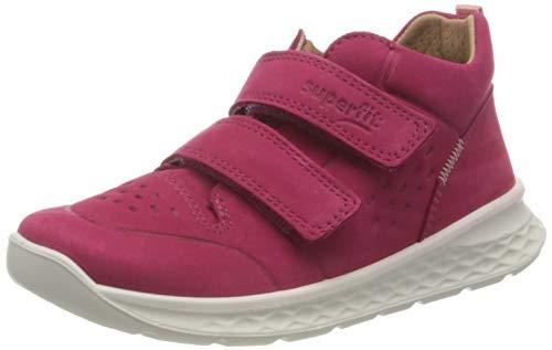 Superfit Breeze Sneaker, ROT/ORANGE, 27 EU