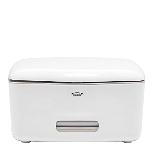 Oxo Tot PerfectPull Spender für Feuchttücher, Weiß