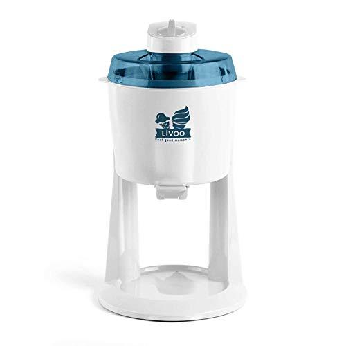 Eismaschine Softeis Eiscreme Maschine 1200 ml Speiseeismaschine (Eisbereiter, Speiseeis Bereiter, Sorbet,...