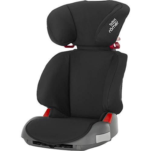 BRITAX RÖMER Kindersitz ADVENTURE, hohe Rückenlehne und Seitenaufprallschutz für Kinder von 15 - 36 kg...