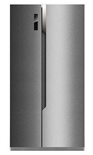 Hisense SBS518A+EL Side-by-Side/A+/178.6 cm Höhe/411 kWh/Jahr/339 L Kühlteil/177 L Gefrierteil/Total No...