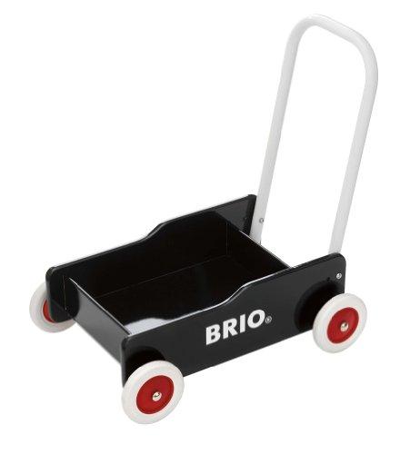 BRIO 31351 - Lauflernwagen, schwarz