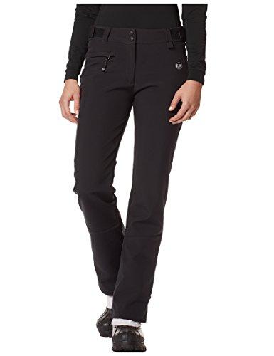 Ultrasport Damen Advanced Tilda Softshell-/skihose, Schwarz, S