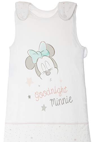 Baby Schlafsack Ganzjahresschlafsack Jersey-Baumwolle mit Motiven im Stil von Minnie Mouse 18-48 Monate ca....