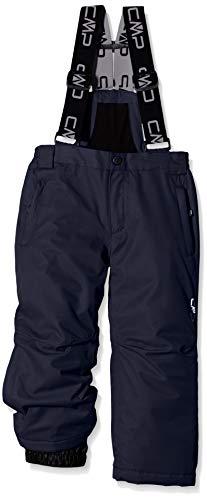 CMP Kinder Hose Ski Skihose, Black Blue, 152(XL)
