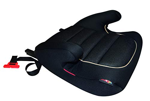 HiTS4KiDS AZKFZ065 Kindersitzerhöhung mit ISOFIX und GURTFIX, Auto-Sitzerhöhung, Kindersitz, 15-36 kg, circa...
