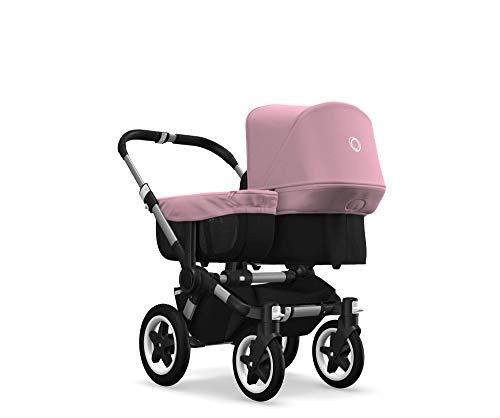Bugaboo Donkey2 Mono Complete Kinderwagen schwarz/soft pink
