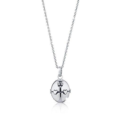 Halskette für Damen Le Bebè SNMA020 Silber 925 Kollektion Suonamore Babyschale