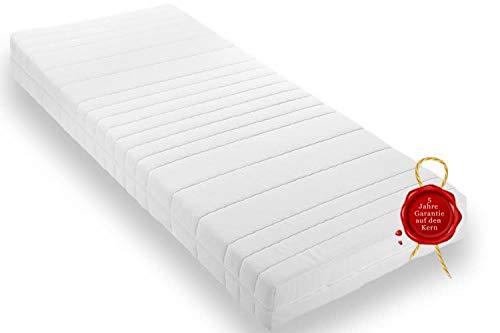 90x200 Kinder-Matratze Wohnorama Qualitäts Komfortschaum Rollmatratze