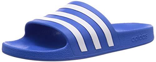 Adidas Unisex Adilette Aqua Dusch-& Badeschuhe, True Blue Cloud White True Blue, 37 EU