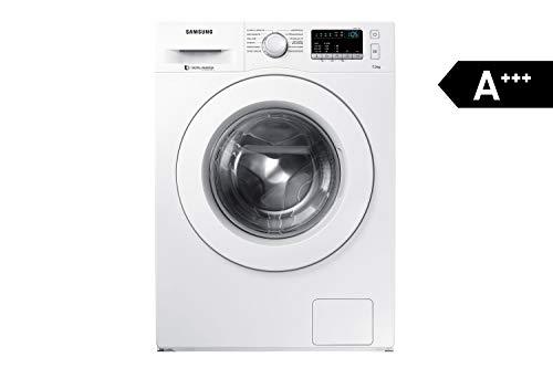 Samsung WW70J44A3MW/EG Waschmaschine Frontlader / 7kg / 85 cm Höhe / ECO-Trommelreinigung / Smart Check /...