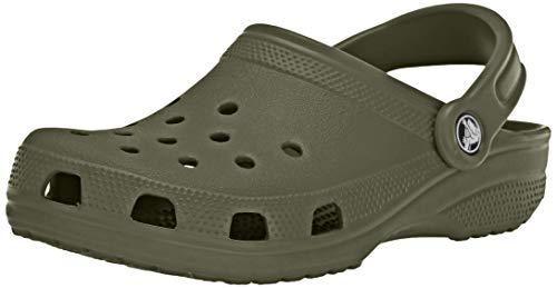 Crocs Unisex Classic Clog,Army Green,39/40 EU