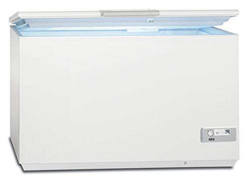 AEG AHB93331LW Gefriertruhe / 327 L / LowFrost – weniger Eisbildung / Quick-Türöffnung / Temperaturalarm /...