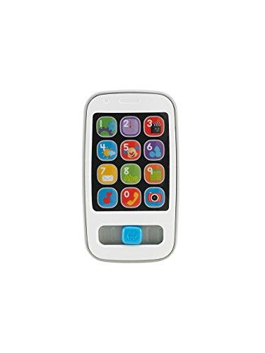 Fisher-Price BHB90 Lernspaß Smart Phone Lernspielzeug mit Liedern Sätzen und blinkenden Lichtern, ab 6...