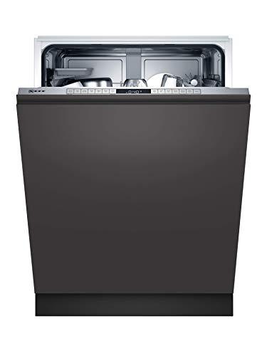 NEFF S255HAX29E N50 XXL-Geschirrspüler vollintegrierbar / 60 cm / Home Connect / TimeLight / Chef 70° / 6...