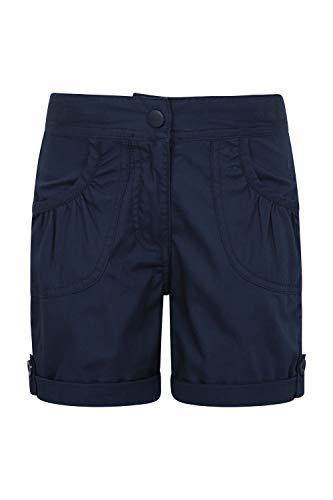 Mountain Warehouse Shore Shorts für Mädchen - Kindershorts aus 100% Baumwolle, Kurze Atmungsaktive Hose,...
