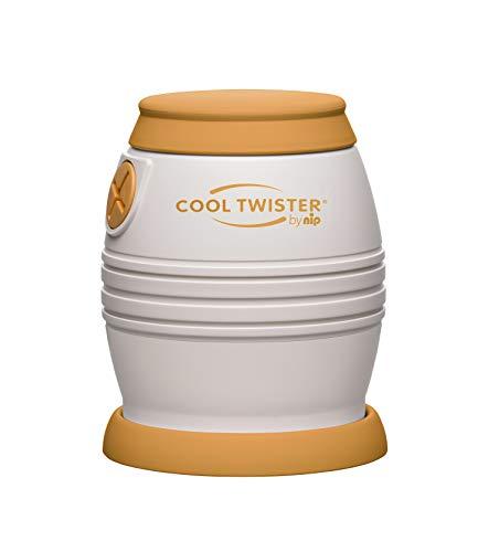nip Fläschchenwasser-Abkühler Cool Twister Alt: Kühlt kochendes Wasser exakt auf 40, 50, 60 oder 70° ab,...