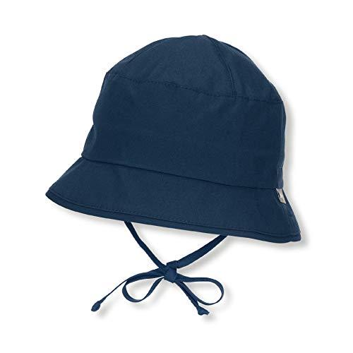 Sterntaler Fischerhut mit Bindebändern, Alter: 2-4 Jahre, Größe: 53, Blau (Marine)