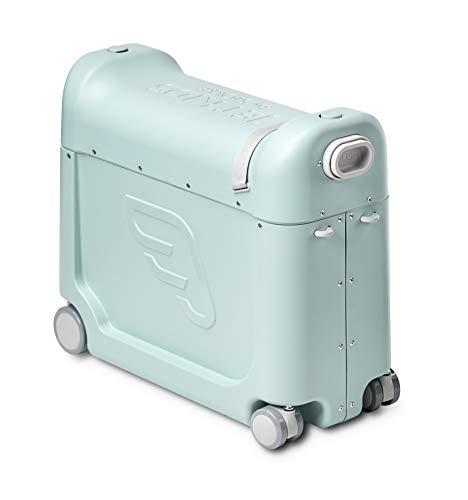 JetKids™ by STOKKE® BedBox - Kinderkoffer mit Bettfunktion - Handgepäck zum Sitzen und Rollen - Farbe:...