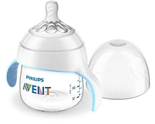 Philips AVENT SCF262/06 Natural Trinklernbecher ab 4. Monat, transparent
