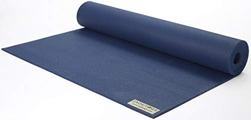 Jade Harmony Yogamatte, lang, 5 mm dick, 374MB, nachtblau, 188 cm x 61 cm x 0.5 cm