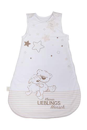 Herding Baby Best Baby-Schlafsack, Kleiner Lieblingsmensch Motiv, 70 cm, Seitlich umlaufender Reißverschluss...