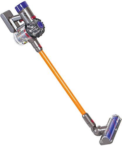 Dyson V8 Spielzeug Staubsauger für Kinder Sauger mit echter Saugfunktion Kinderstaubsauger mit Geräusch...