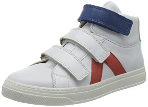 Bisgaard Boys Phillis Sneaker, White,27 EU