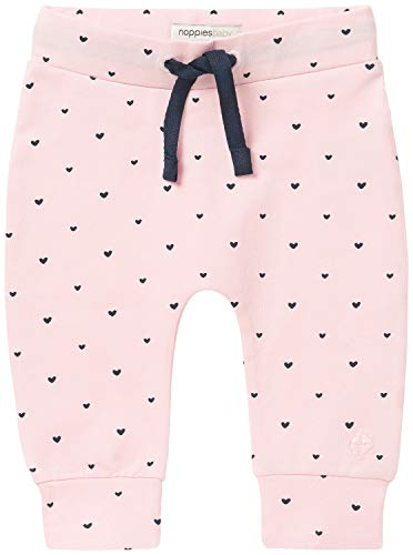Noppies Baby-Mädchen G Polyamident Jrsy Comfort Neenah Hose, Rosa (Light Rose C092), 56