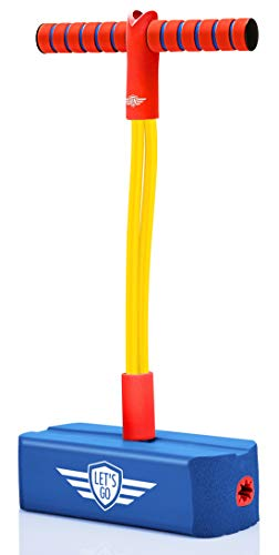 SOKY Spielzeug ab 3-8 Jahre Junge, Pogo Stick für Kinder ab 3-8 Jahre Mädchen Geschenke Spielzeug für...
