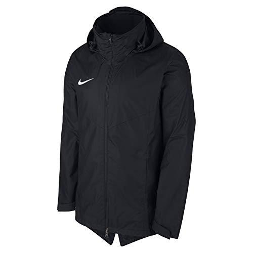 Nike Kinder Academy18 Regenjacke, schwarz (black/Black/White), XS