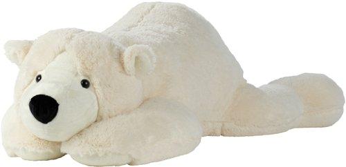 Heunec 248977 - Softissimo Natureline Polarbär 50 cm